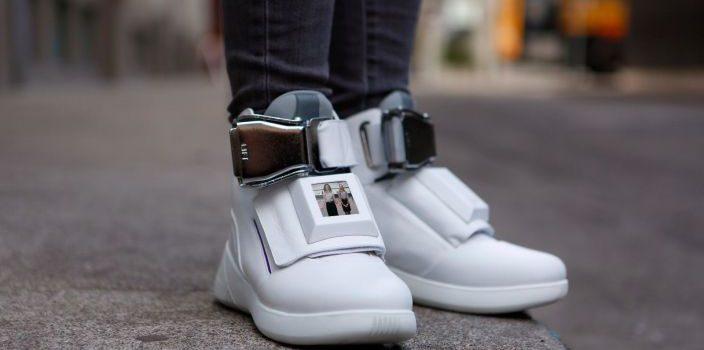 High-tech schoenen